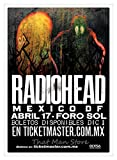 sanzhisongshu Britische Band Radiohead Poster