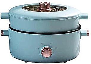 Cuisinière électrique, petite cuisinière électrique multifonctionnelle ménagère, dortoir Student tout-en-un PAN, petit wok...