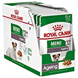 Royal Canine Senior Mini Pouch Caja 12X85Gr 1000 g