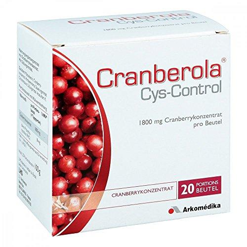 Arkopharma cranberola CYS Control 120/caps Cranberry 140/mg Pac//d/ía Slender producto