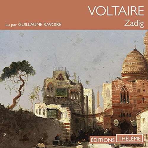 Zadig [French Version] audiobook cover art