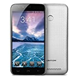 HOMTOM HT50-4G Smartphone ohne Vertrag, 5.5 Zoll, Android 7.0, MTK6737 1.3GHz Quad-Core,...