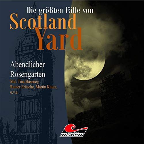 Abendlicher Rosengarten audiobook cover art