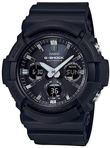 [カシオ]CASIO 腕時計 G-SHOCK ジーショック 電波ソーラー GAW-100B-1A メンズ [並行輸入品]