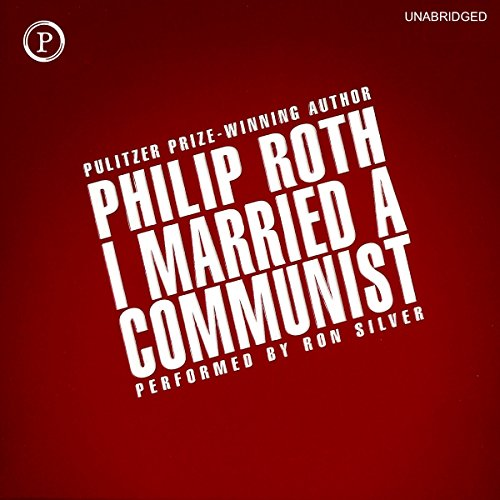 I Married a Communist cover art