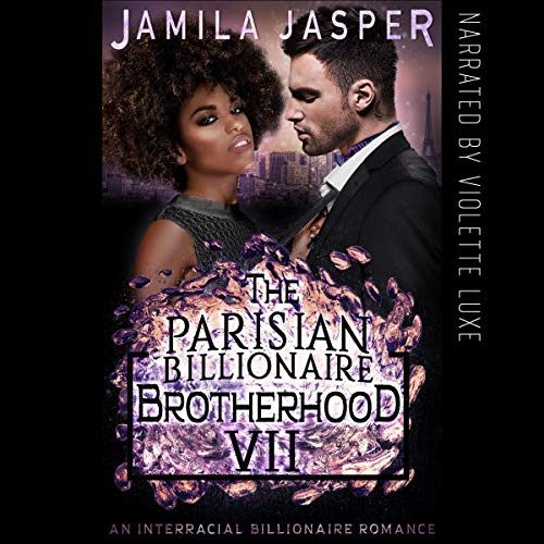 The Parisian Billionaire Brotherhood audiobook cover art