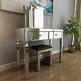 Top 10 Silver Mirror Bedroom Sets