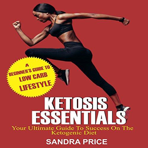 Ketosis Essentials audiobook cover art
