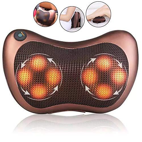 Preisvergleich Produktbild Massagegerät Rückenmassagegerät mit tiefem Kneten für Schulterbein und Ganzkörper-Schmerzlinderung Entspannen Sie Sich im Büro und im Auto.