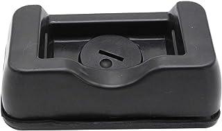 mewmewcat Bloco de suporte de ponto de suporte de tomada de tomada de proteção antiderrapante protetor de tomada compatíve...