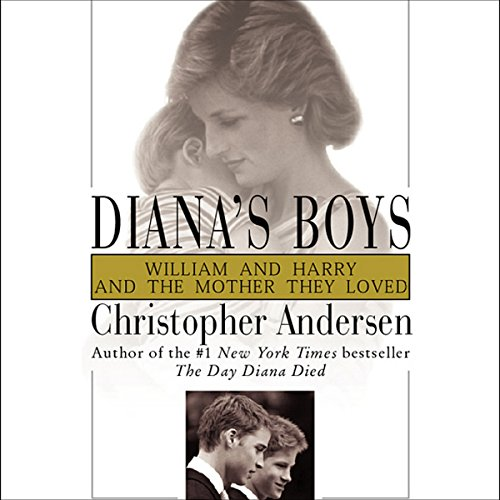 Diana's Boys  By  cover art