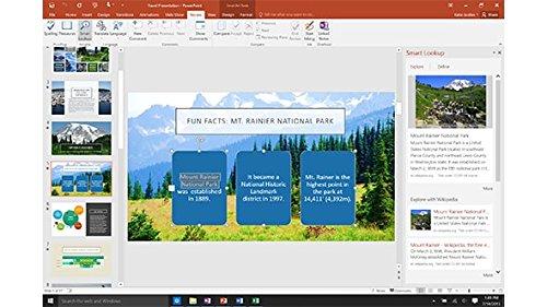 Microsoft Office Home & Student 2016 - office suites (1280 x 800 pixels, Multilingual, Electronic Software Download (ESD), Full, Windows 7 Enterprise, Windows 8, Windows 10 Education, Windows 7 Enterprise x64, Windows 8 Enterpris, Windows Server 2008 R2, Windows Server 2008 R2 x64, Windows Server 2012 x64, Windows Server 2012)