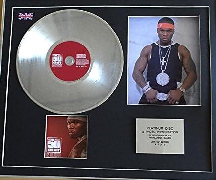 50 CENT Platinum-CD-Foto-IN DA CLUB