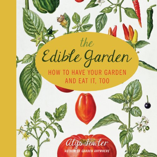 The Edible Garden audiobook cover art