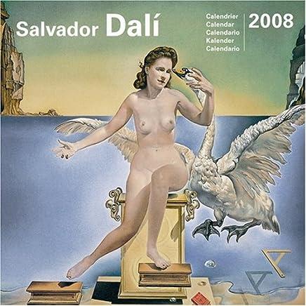 2008 Salvador Dali Large Calendar