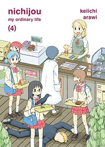 Nichijou, 4 by Keiichi Arawi (2016-09-06)