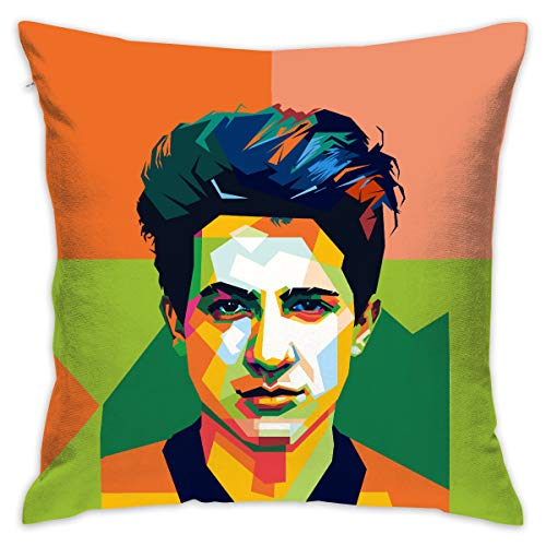 HALAZANA Charlie Puth Throw Pillow Covers Cushion Cases (18