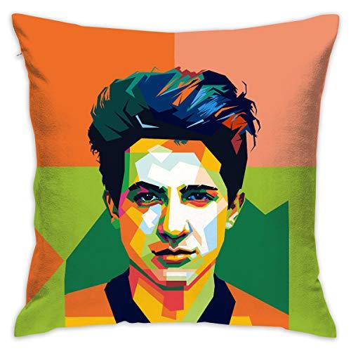 HALAZANA Charlie Puth Throw Pillow Covers Cushion Cases (18