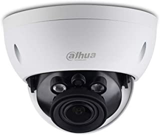 Dahua 4MP POE IP Camera IPC-HDBW4433R-ZS,2.7-13.5mm Motorized Varifocal Lens Optical Zoom,IR Day and Night,SD Slot,H.265 ONVIF,Outdoor Security CCTV Camera