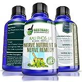 Kali Phosphoricum 6X Glass Bottle | Nerve Nutrient & Nerve Remedy