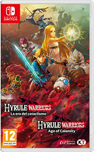 Hyrule Warriors: La Era del Cataclismo...