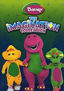 Barney: The Imagination Collection