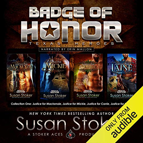 Badge of Honor: Texas Heroes, Collection One