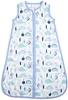 aden by aden + anais sleeping bag, dinos, Large 12-18 Months (1 Sleeping Bag)