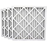 UltraPure Pleat 28x30x2 Merv 8 Pleated Geothermal AC Furnace Filter (pack of 4)
