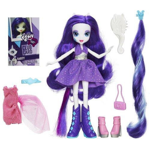 My little Pony Equestria Girls Rarity Doll by