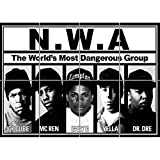 Doppelganger33 LTD NWA Rap Group Dr DRE Ice Cube Easy E