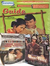 Dev Anand Set of 3 DVD Collection (Jewel Thief / Hare Rama Hare Krishna / Guide) by Dev Anand