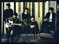 FTIsland 4th Mini Album - GROWN-UP (韓国盤)