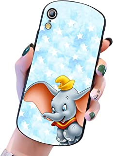 Disney Collection iPhone Xr Case Shield Dumbo Tablecloth Soft TPU Bumper Cover Phone Case Compatible for iPhone Xr