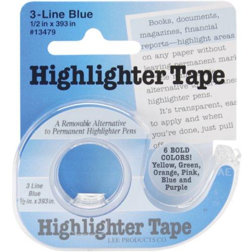 Highlighter Tape 1/2