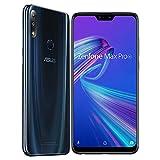 ASUS(エイスース) ASUS ZenFone Max Pro (M2) 6GB/64GBモデル ミッドナイトブルー6.3インチ SIMフリースマートフォン[マルチキャリア対応:NTT docomo/au/Softbank/Y! mobile] ZB631KL-BL64S6