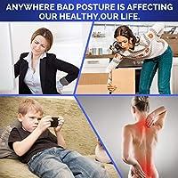 鎖骨サポートとファウアイを提供するための女性男性用の姿勢補正ストラップブレースバック調節可能な姿勢ストラップバック肩の痛みの軽減