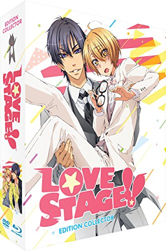 Love Stage-Intégrale-Edition Collector Limitée-Combo [Blu-Ray] + DVD
