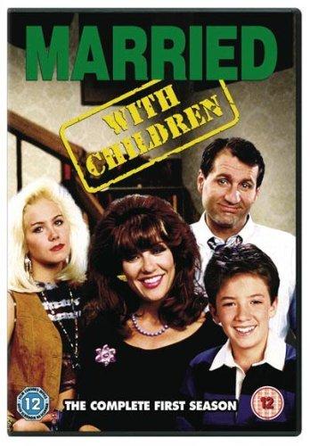 Married With Children - Season 1 [Reino Unido] [DVD]