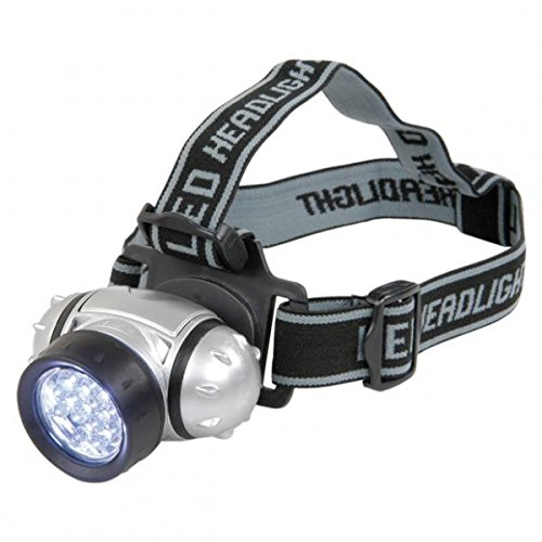 Pro-Elec-LED Lampe Frontale avec Sangle réglable