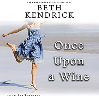 Once Upon a Wine audiobook cover art
