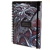 Juego de Tronos SR72503 A5'Stark and Targaryen' Wiro Notebook