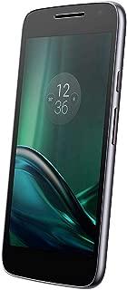 Motorola Moto G4 Play - 16 GB, 2 GB RAM, 4G LTE, Black