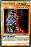 Yu-Gi-Oh! - Enishi, Shien's Chancellor - OP06-EN024 - Common - Unlimited Edition - OTS Tournament Pack 6