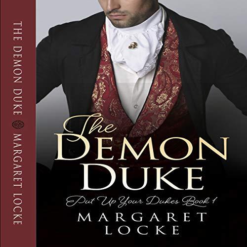 The Demon Duke audiobook cover art