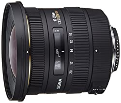 Objektiv Sigma 10-20 mm