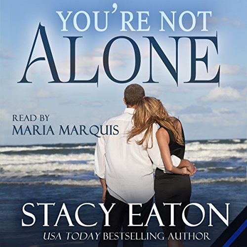You're Not Alone audiobook cover art
