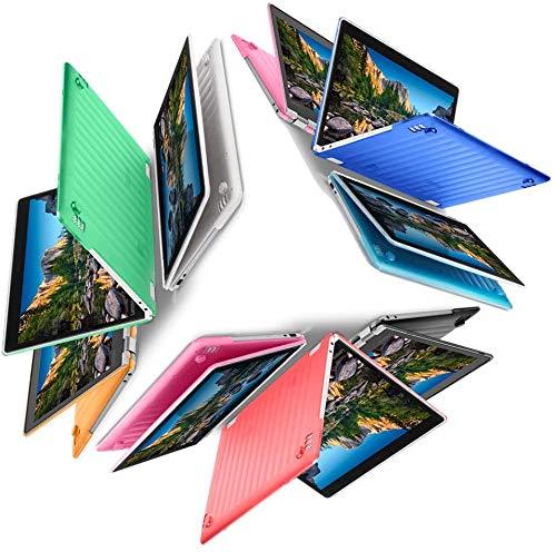 mCover Ligero Funda Dura para Lenovo Yoga 720-15IKB - Portátil Convertible de 15,6' Full HD - Transparente (Modelo: 15' Yoga 720)