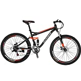 Full Suspension Mountain Bikes Review and Comparison