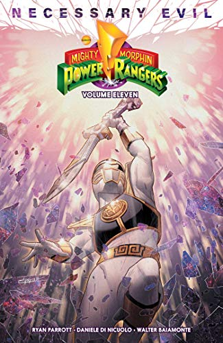 Mighty Morphin Power Rangers, Vol. 11